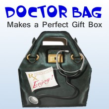 Doctor Bag Gift Box for Toddlers