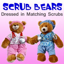 Scrubs Bears