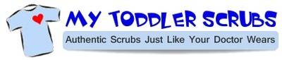 My Toddler Scrubs